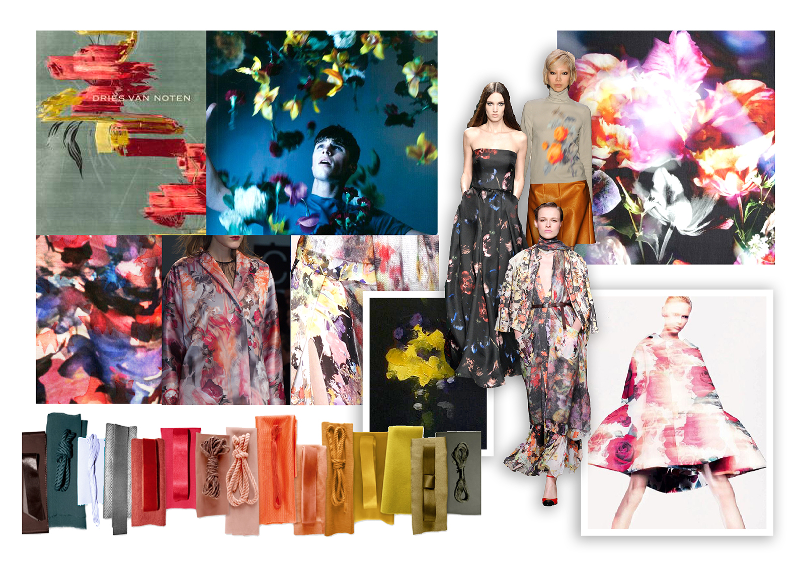 And Elle Textile Print Design Studio