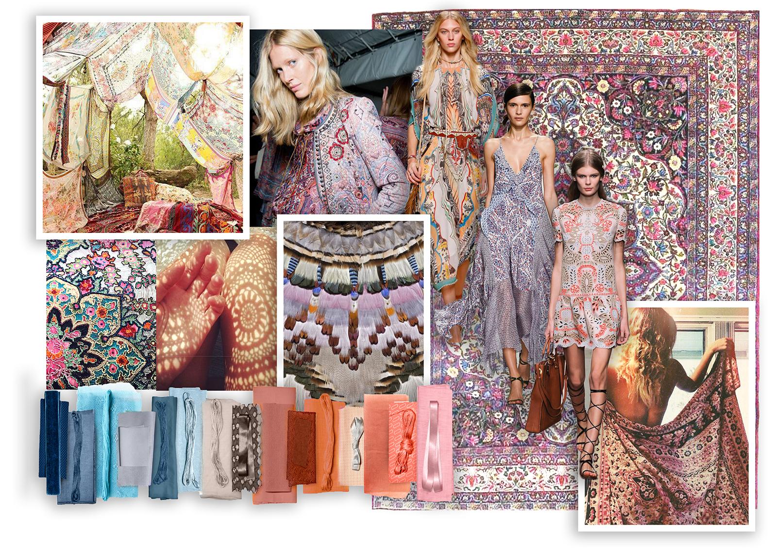 And Elle Textile Print Design Freelance Studio