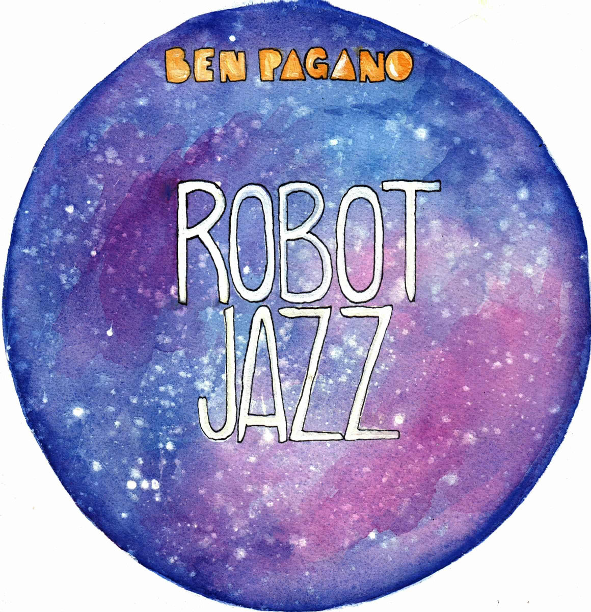 Robot Jazz LP  Released June 3, 2014