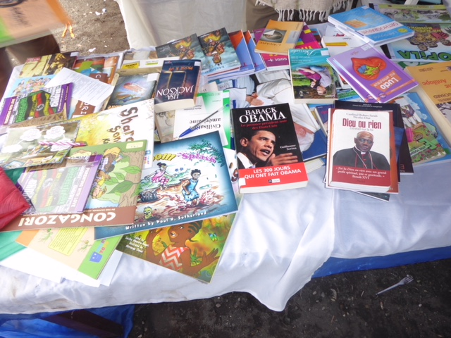 Amani book for sale on location IMG_1133.JPG