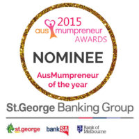 Aus Mumpreneur of the year award