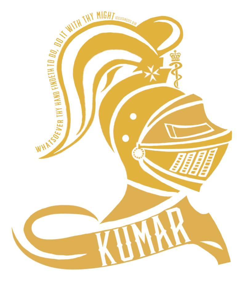Kumar - Named after Dame Parveen Kumar, a co-founder and co-editor of the standard medical textbook, Kumar and Clark's Clinical Medicine, and who has held numerous roles in medical education.