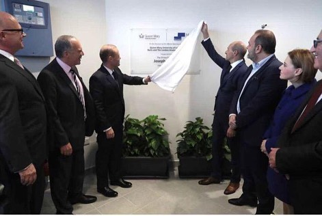 Earlier in the year our new anatomy centre in Gozo was opened by the Priminster of Malta. We are delighted with the opening of this amazing medical learning facility and are enjoying using it on a weekly basis.