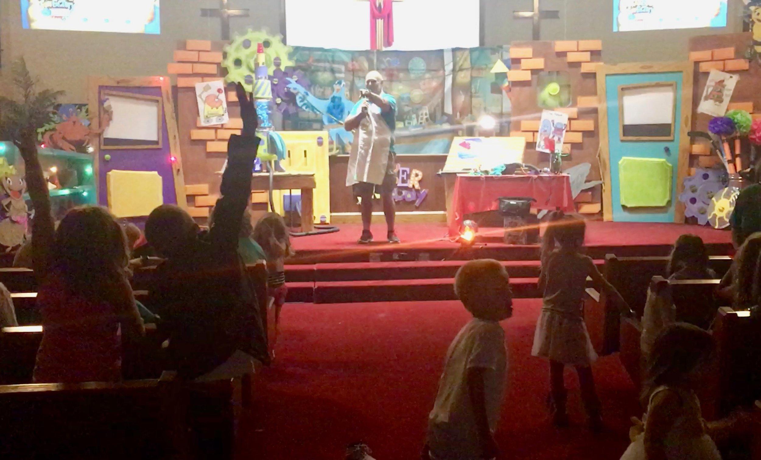 Children's Ministry -