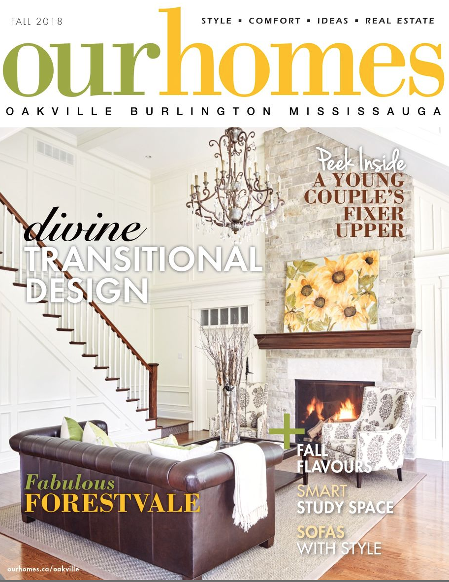 Our Homes  Divine Transitional Design