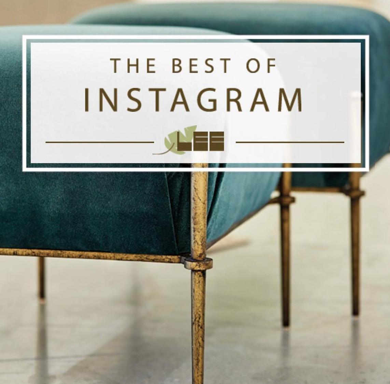 """Spring 2019 LEE Industries  """"Best of Instagram""""  lookbook"""