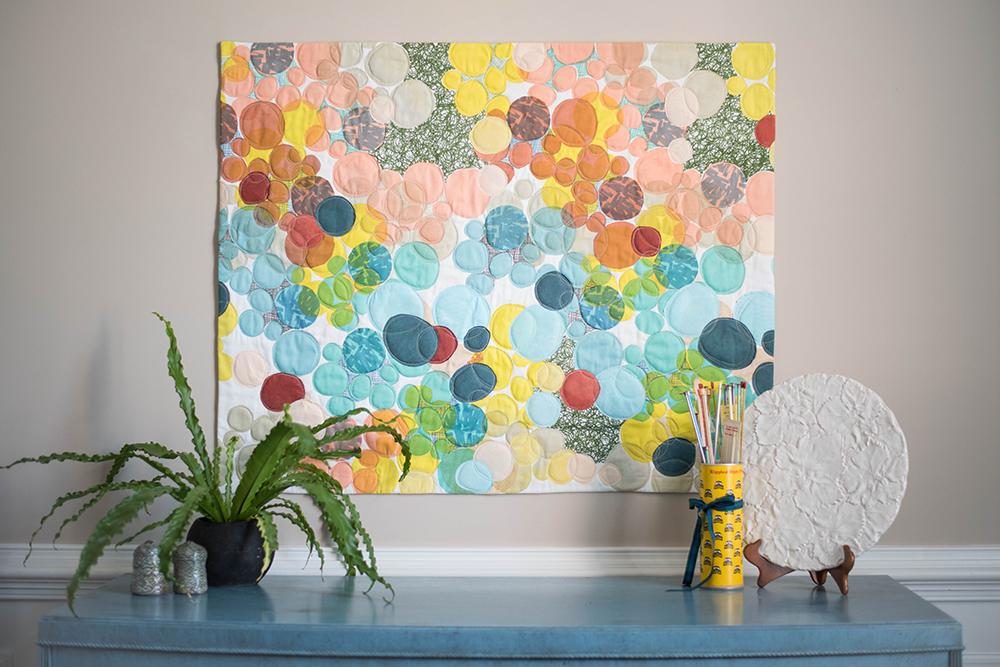 Custom Modern Quilts