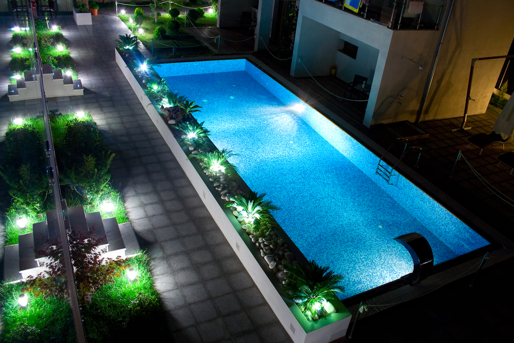 Top 7 Rocking Ideas Of Lighting For Poolside Parties