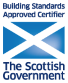 Building Standards Approved Certifier logo