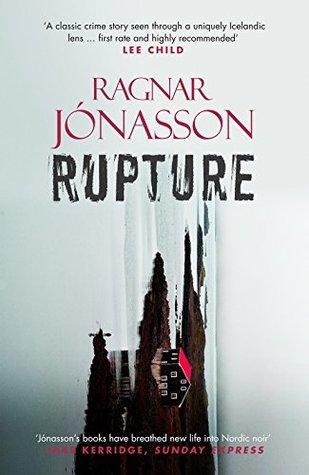 Rupture by Ragnar Jonasson
