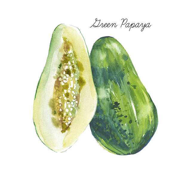 green papaya.png