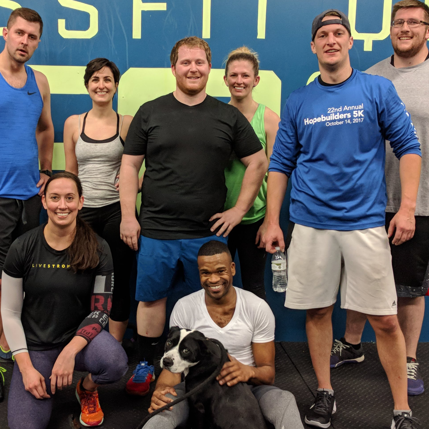 Total Body Fitness - At CrossFit QC, we use proven methods to help you develop every aspect of your fitness. Get stronger, faster, more flexible, and everything in between.