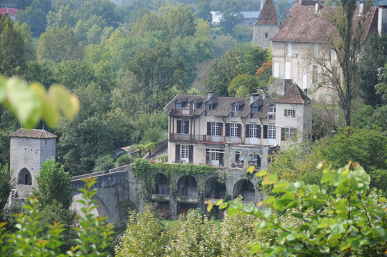 Region Sauveterre-de-Béarn