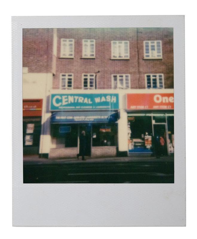 Central Wash, Queensway.