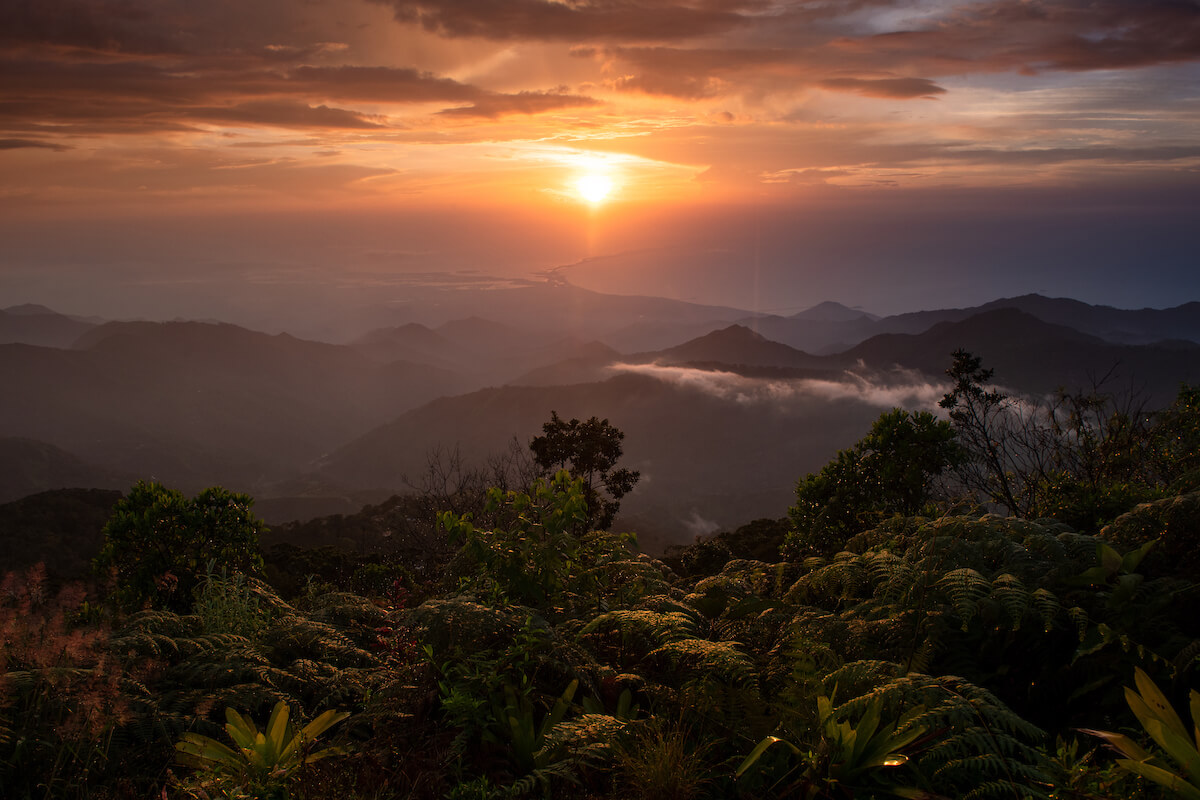 The Sierra Nevada de Santa Marta. Photo: Keith Ladzinski / WhereNext