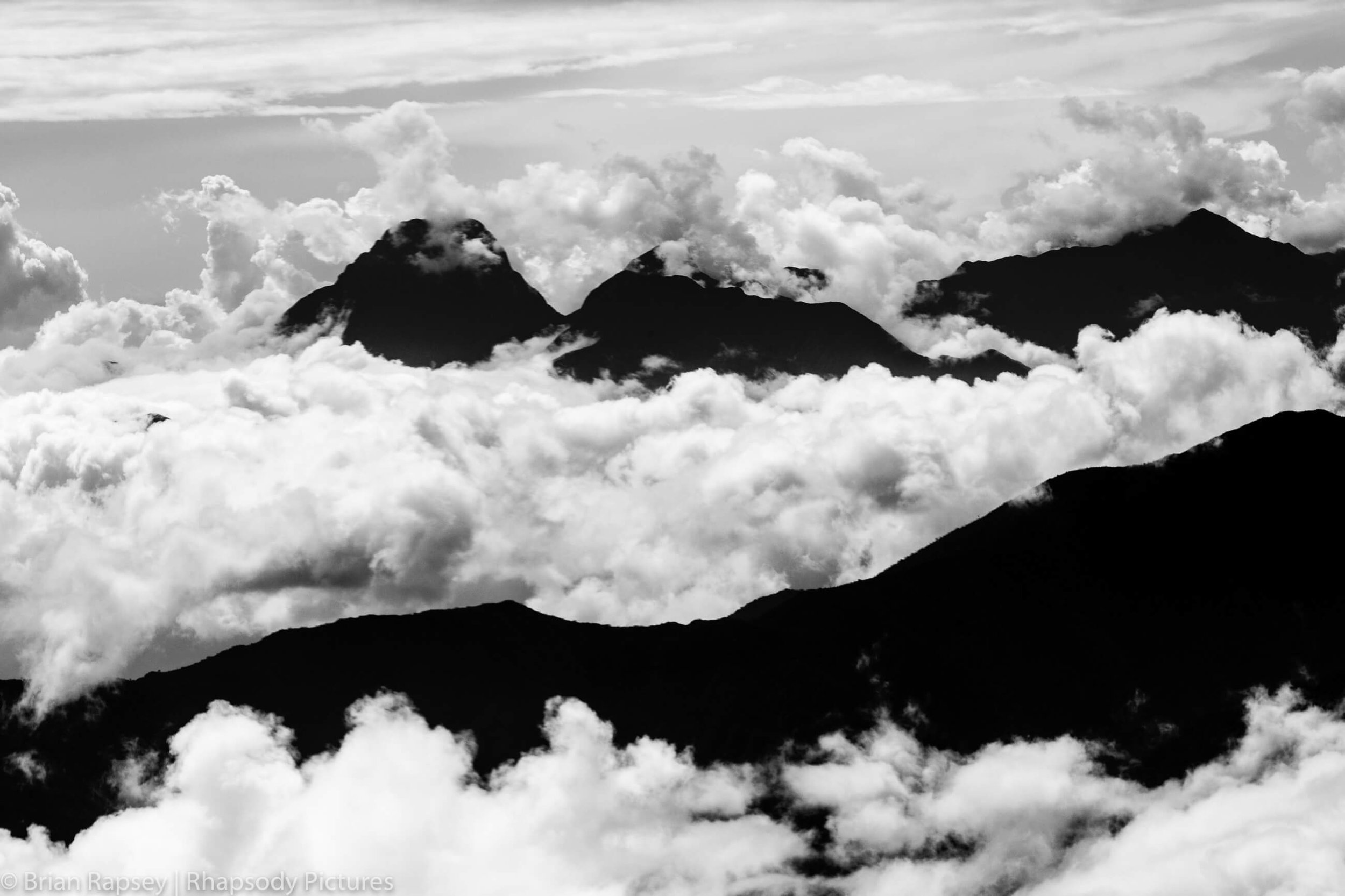 Colombian Andes, Pacific Range