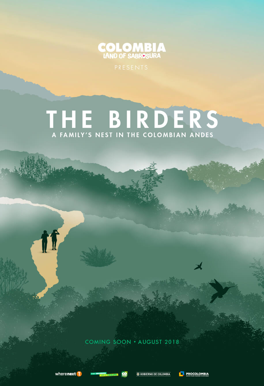 The Birders, Natural History Production Services in Colombia
