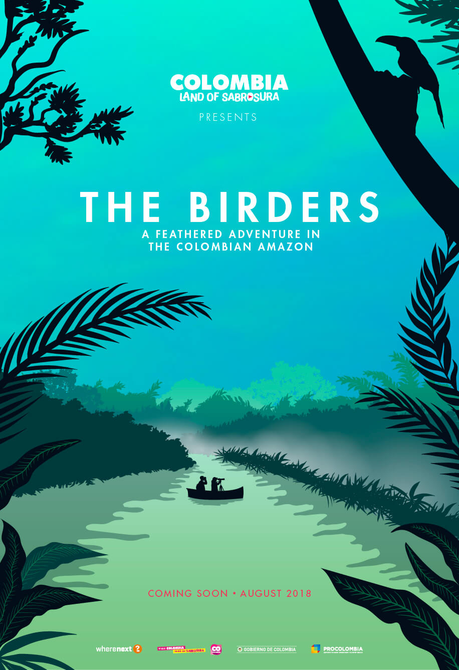 The Birders: Pacific Coast Colombia Documentary Film