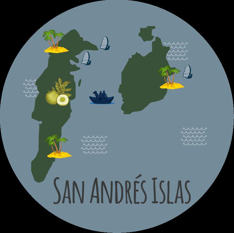 San Andrés and Providencia Islands / Isla de San Andrés y Isla de Provedencia