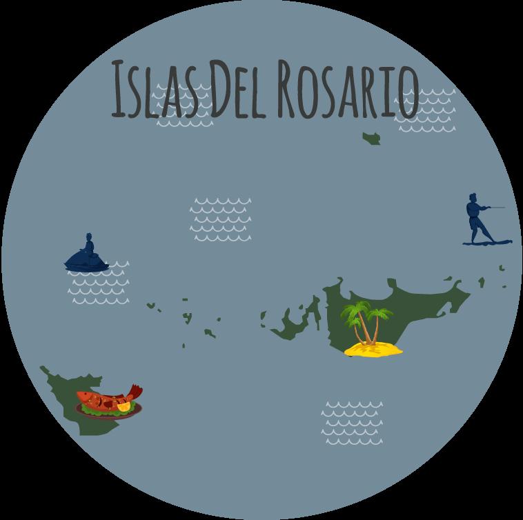 Rosario Islands / Islas Del Rorario