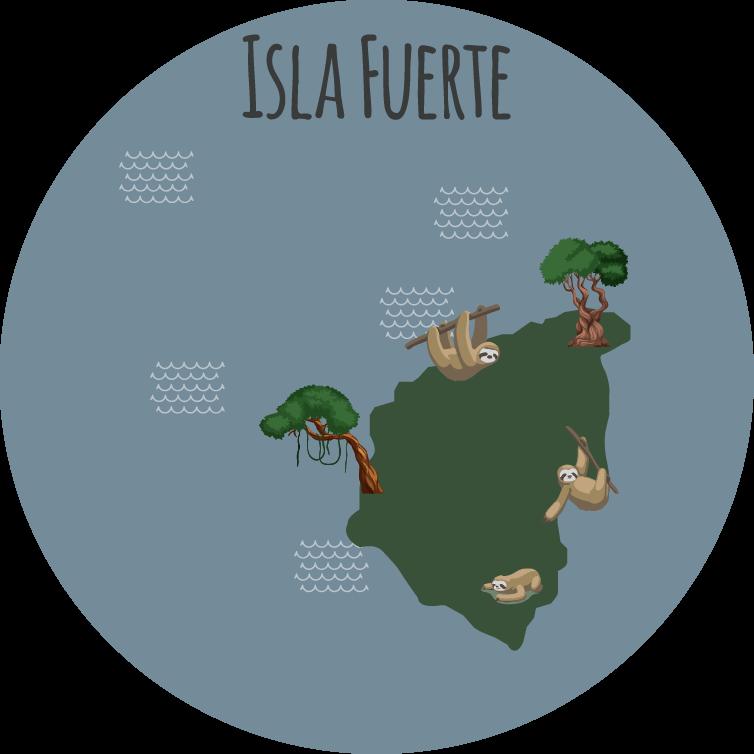 Fuerte Island / Isla Fuerte