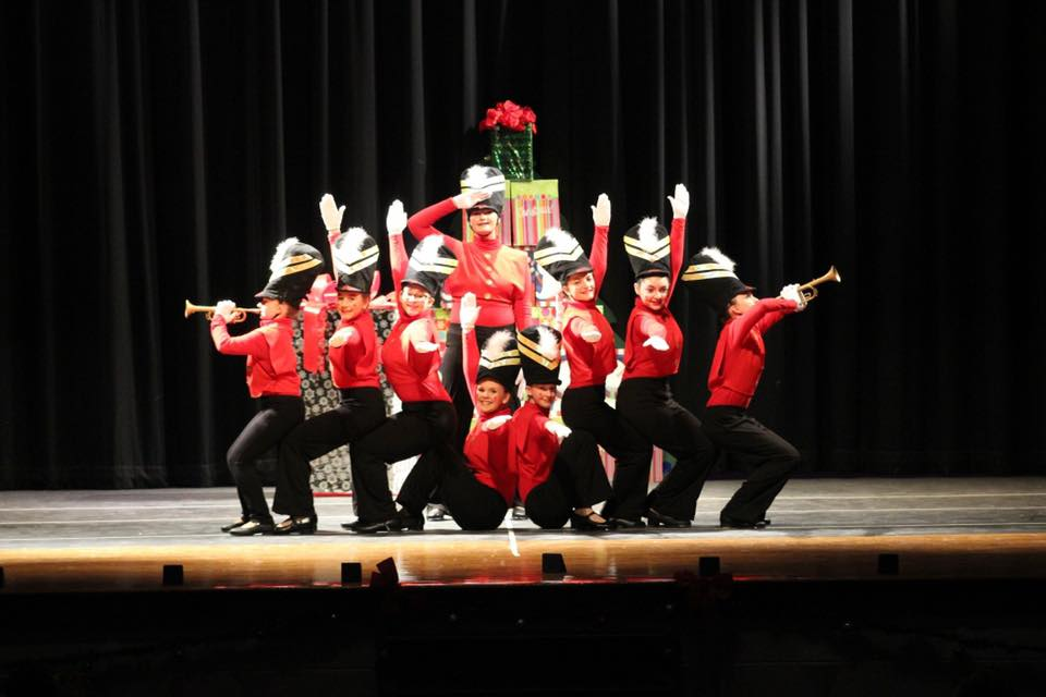 Holiday Troupe - Raritan HS Show - December 2018