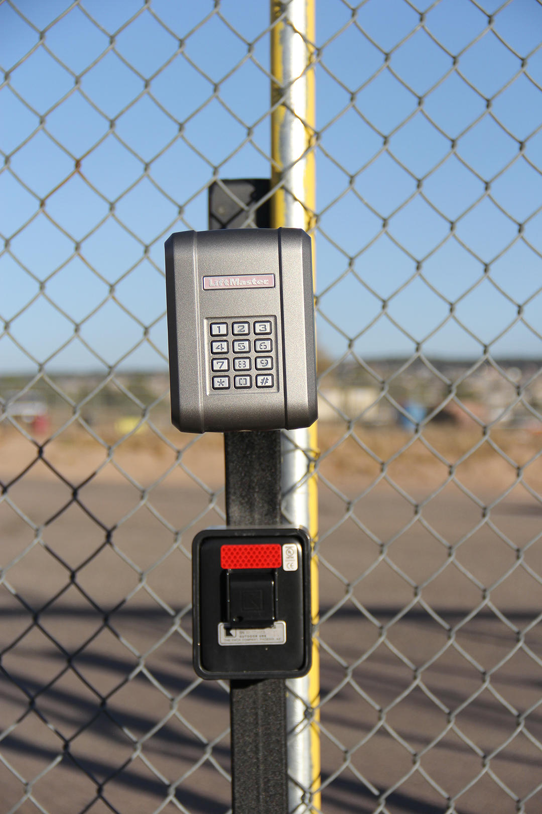 Automatic Gate Keypad Installation Colorado Springs