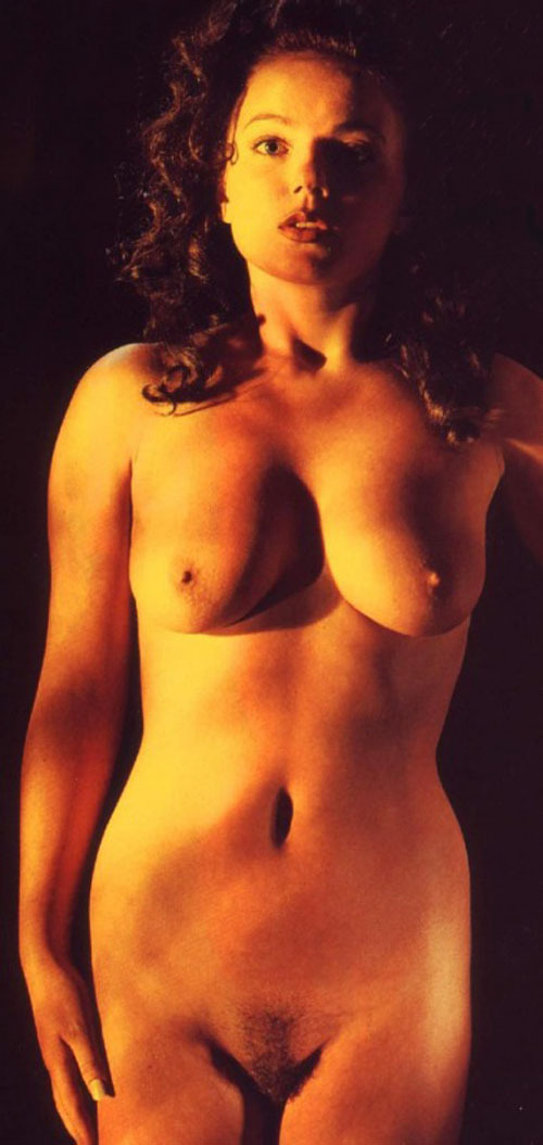 Geri halliwell nude forest