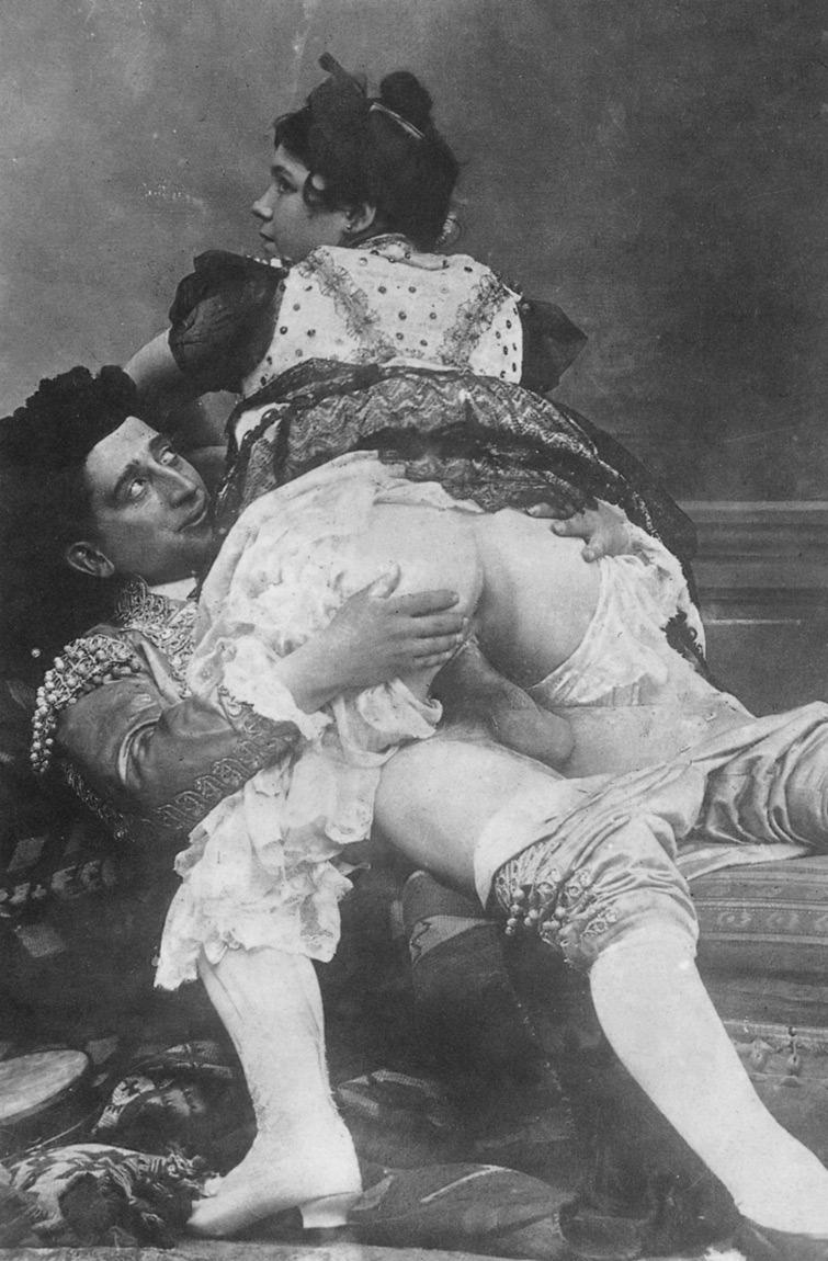 Free vintage victorian gay porn