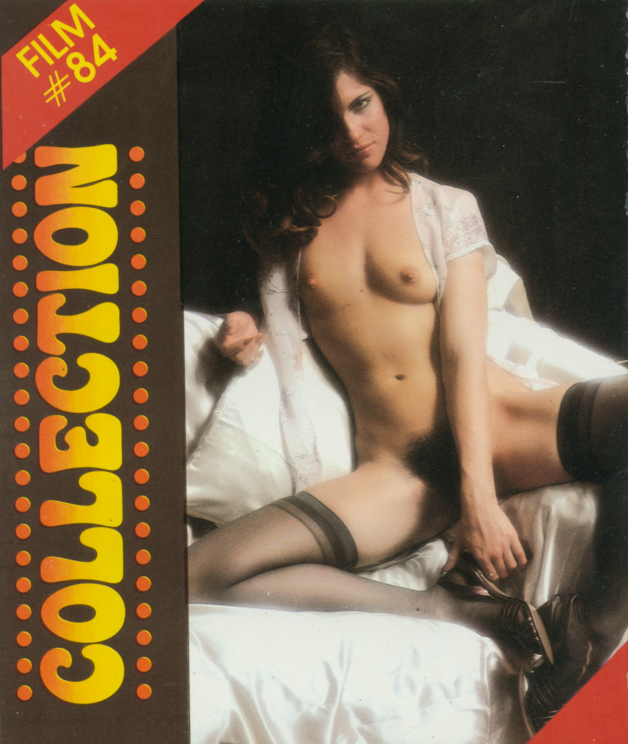 Becky Savage & Mike Ranger - Collection Film 084 - Service With A Smile cover.jpg