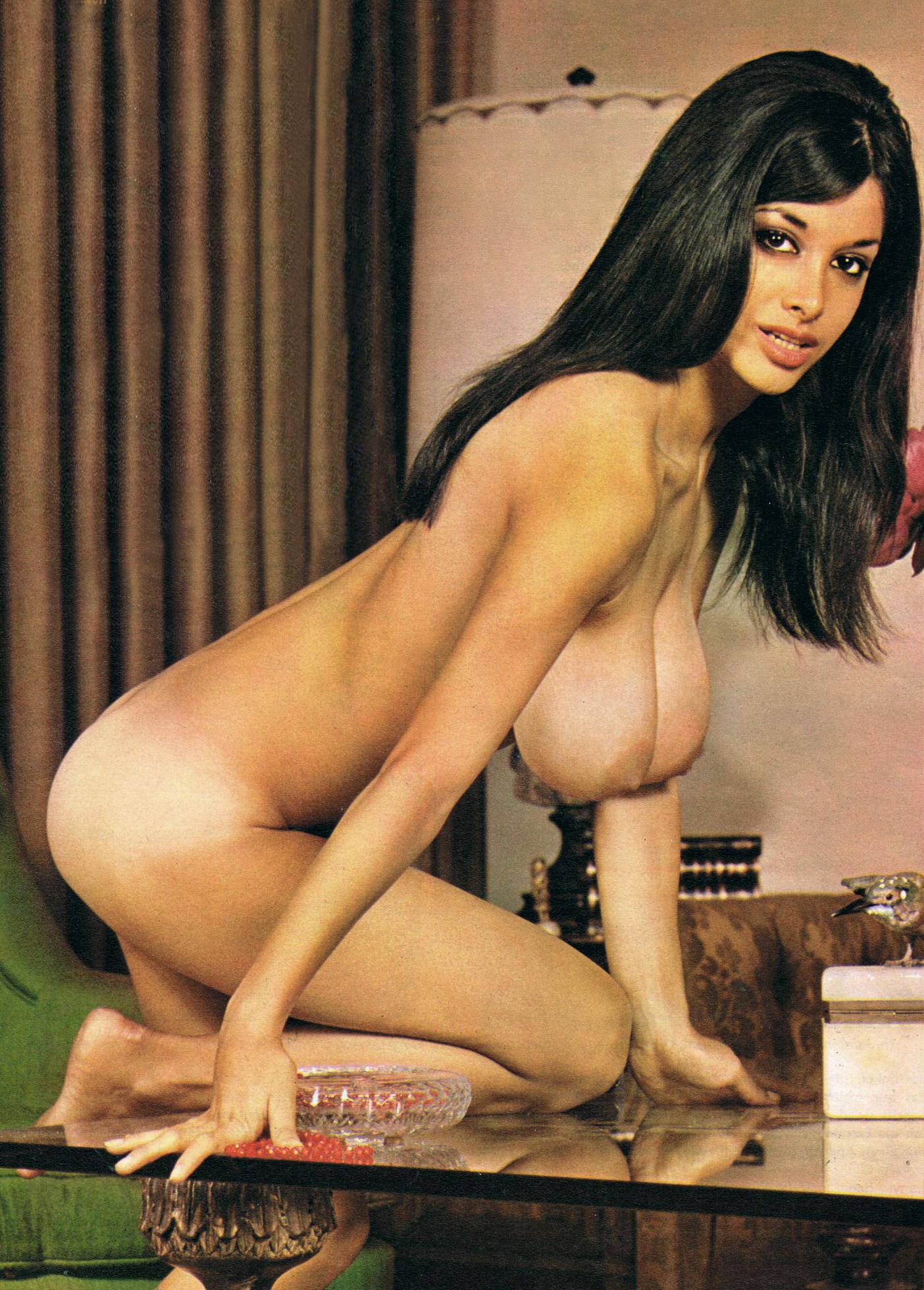 1972 Porn joyce gibson / reeperbahn sex illustrierte / 1972 — retro