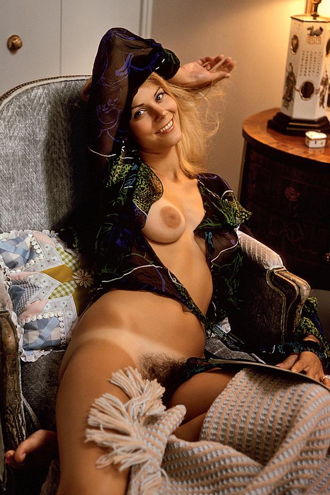 Kristine Hanson Playboy Magazine 1974 2.jpg