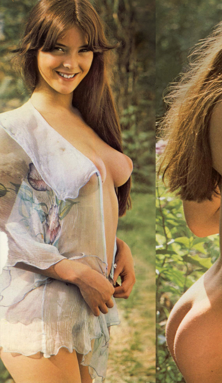 Fair nackt Frances  35 Years