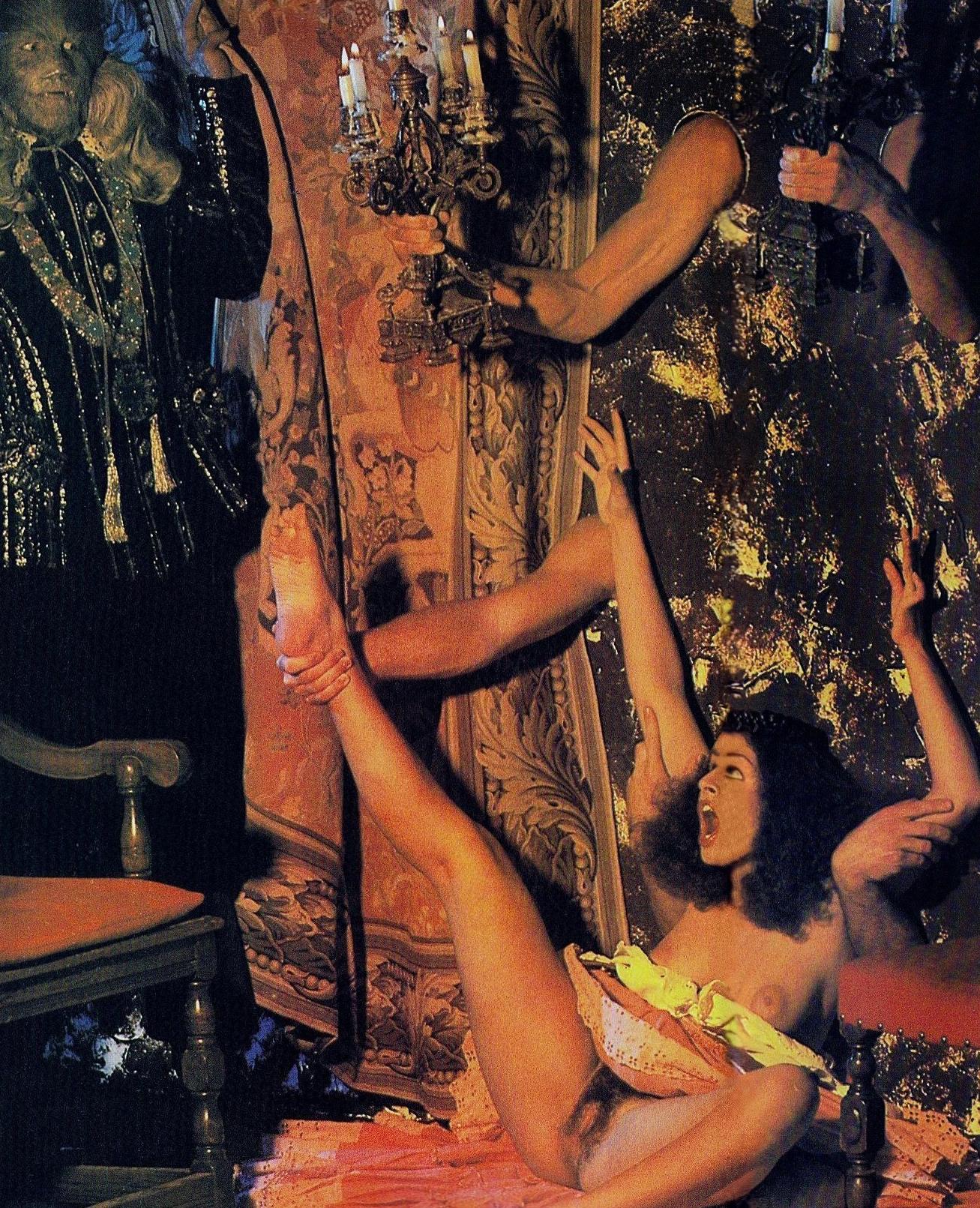 Alice In Wonderland A Musical Porno 1976 retro—fucking