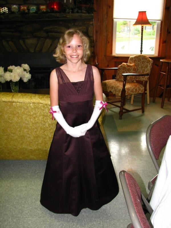 Ladies Spring Tea 2009 - Emily Eldridge
