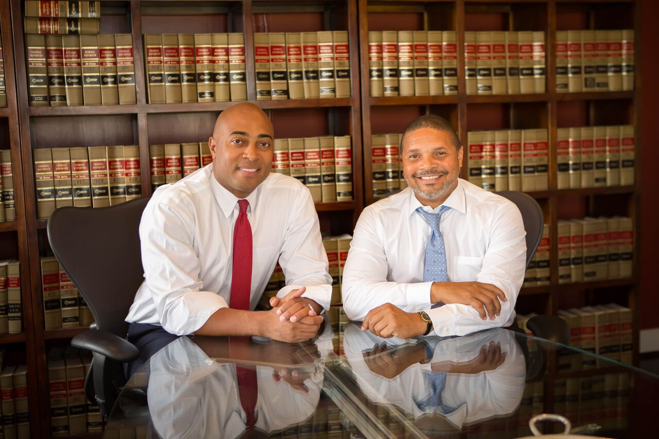 The firm was started by Houston attorney's Clive Markland (left) and Sean Roberts (right) after years of successfully operating their own private practices.