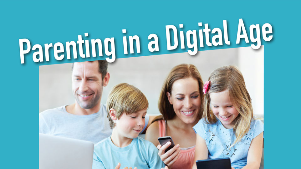 Green County Healthy Community Coalition Parenting in a Digital Age