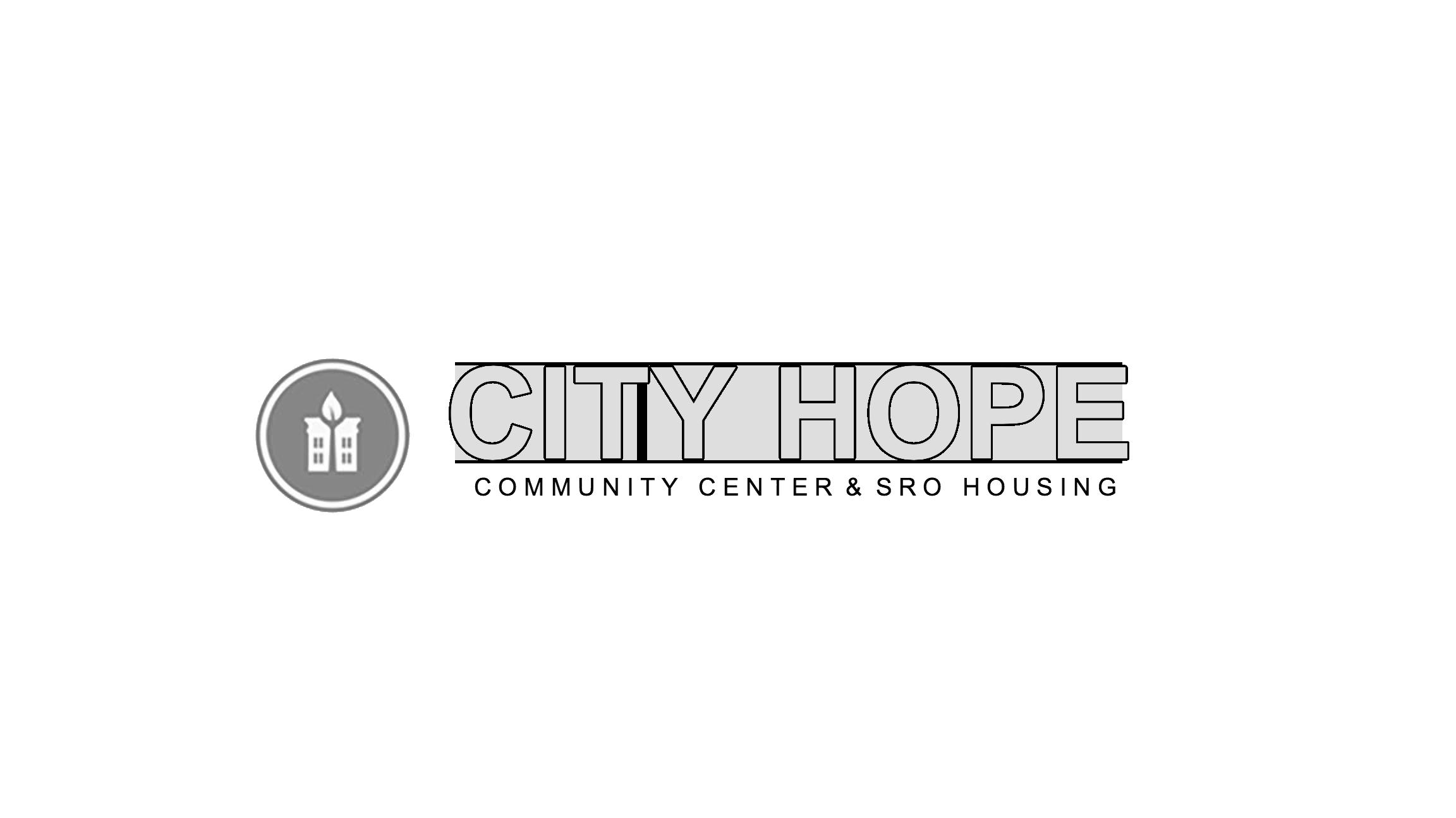 CIty Hope - Community Center & SRO Housing Business Strategy.More..