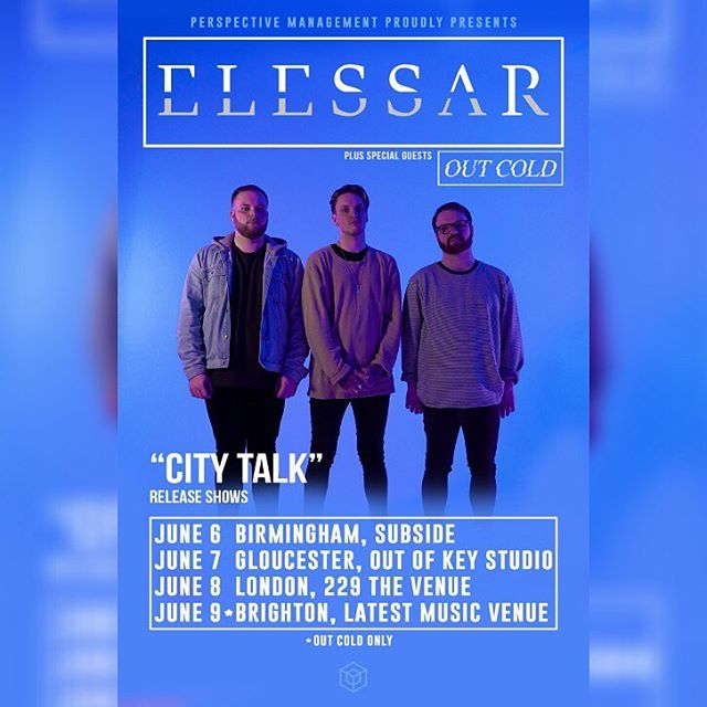 •• ANNOUNCEMENT ONE •• We will be releasing our brand new single 'City Talk' on May 31st. Available on all streaming platforms. ++++++++++++++•• ANNOUNCEMENT TWO •• We will be supporting the 'City Talk' release with THREE shows: BIRMINGHAM  GLOUCESTER  LONDON  Details and events to follow! Welcome back xo