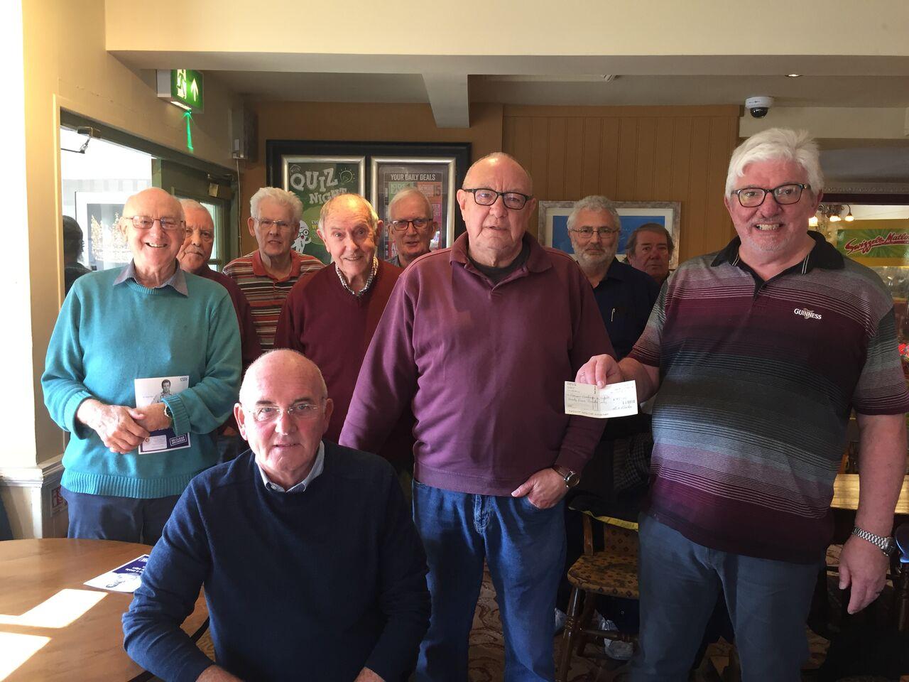 Claydon Men's Group