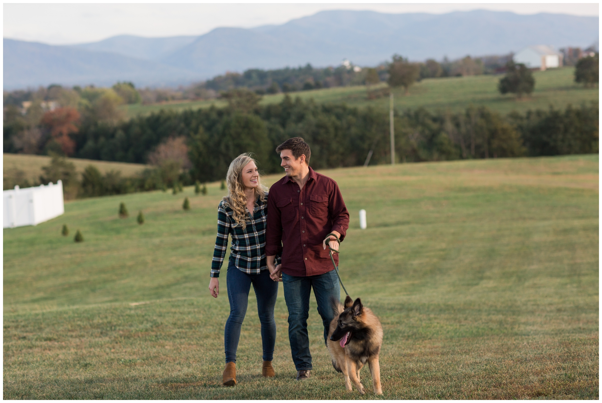 Best engagement session locations near the Shenandoah Valley, Harrisonburg, Staunton, Charlottesville and central Virginia