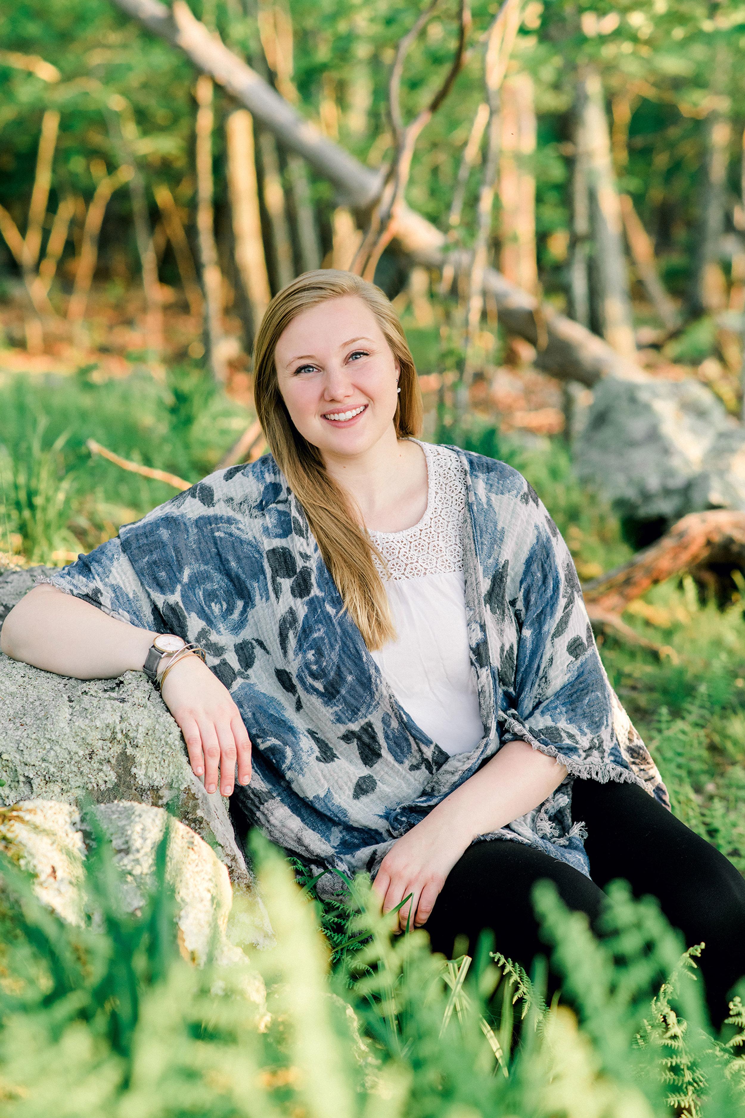 Hannah Adams of Hannah Joy Photography, wedding and portrait photographer based in Virginia.