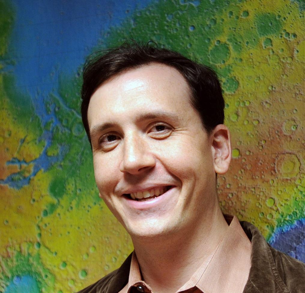 Dr. Shawn Domagal-Goldman