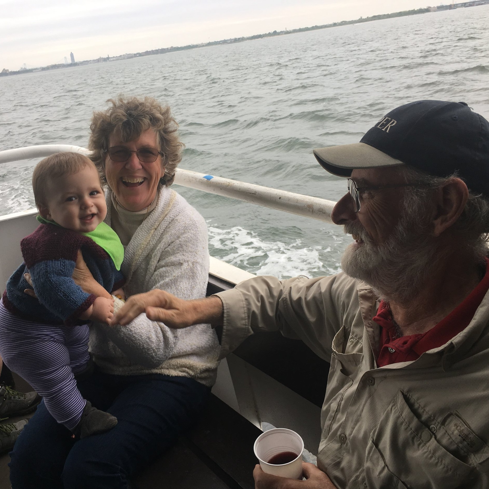 Granny and The Commodore visited NYC -