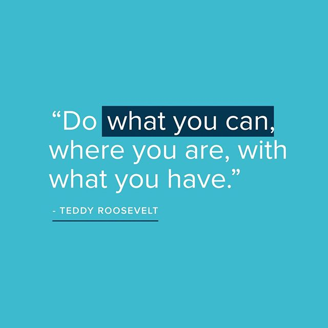 You can get your design and copywriting needs handled, because you have ConceptDrop on your side! #linkinbio . . . . . . . . . . . #marketing #projects #copywriting #design #freelance #outsourcing #business #TeddyRoosevelt #motivationalmonday #inspiration #work #quotes