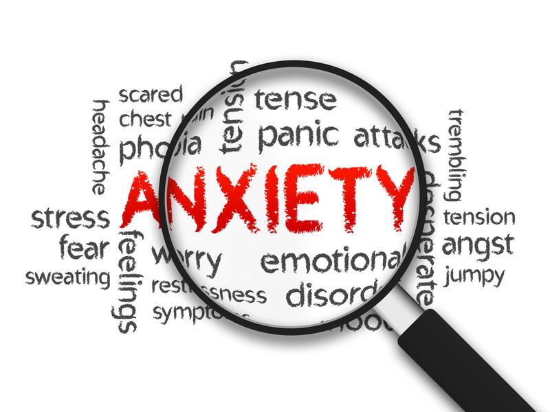 Lyme Disease Symptom - Anxiety - Mental Health Issues - Lyme Advise