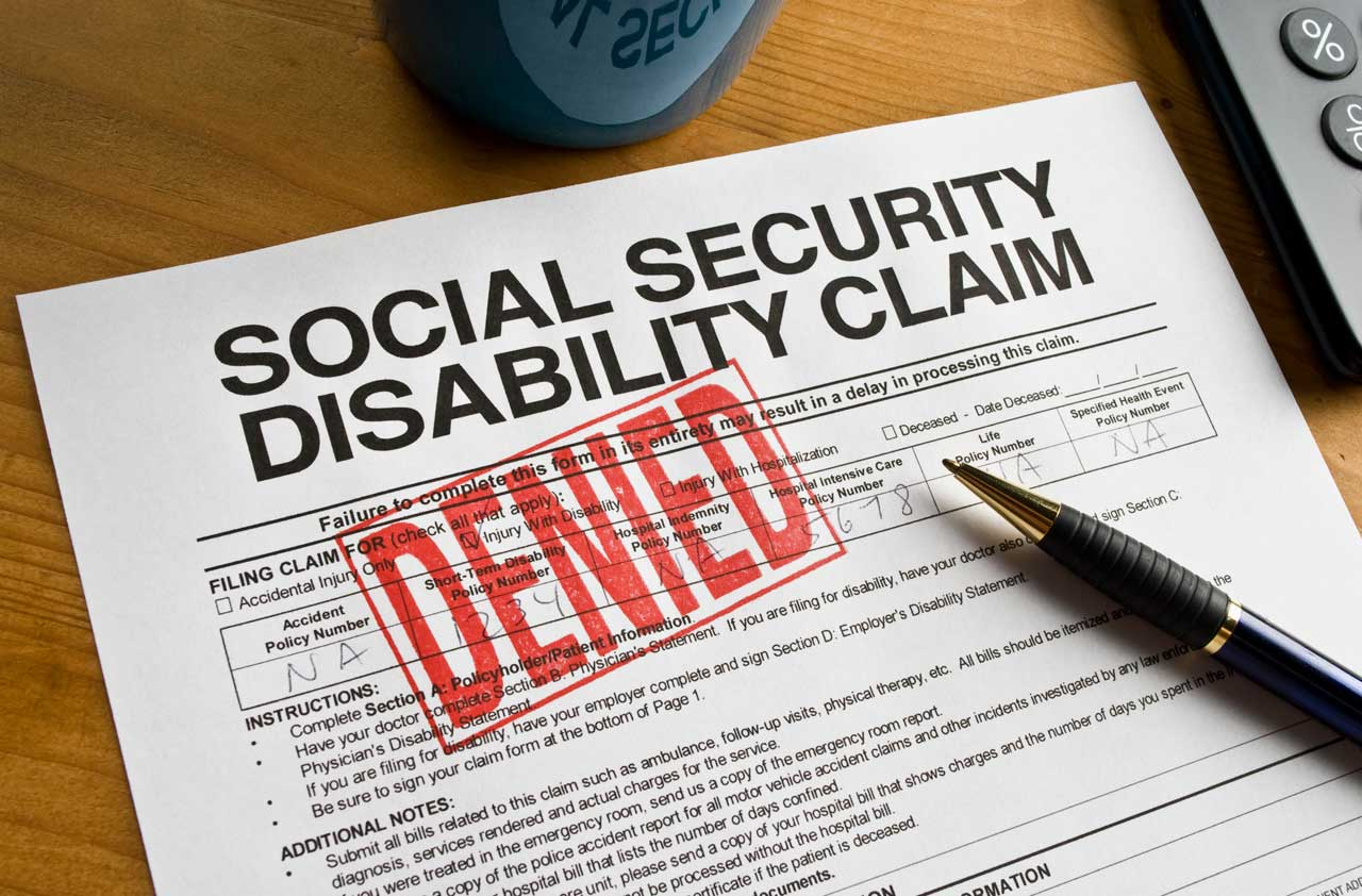 Social Security Disability Denied How to appeal Lyme Advise