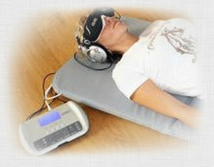 """Has a new biofeedback system called the iMORE (Interactive Monitoring and Regulation System) which automatically adjusts the intensity to match what the body needs AND further prevents habituation for long-term benefits. The biofeedback takes the guesswork out of using the iMRS system and puts using the system on """"autopilot"""" so you can just relax and enjoy the benefits."""