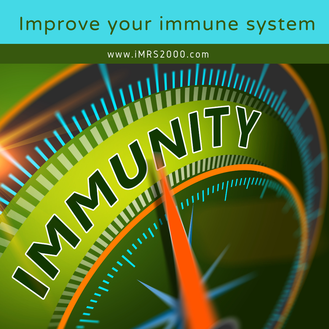 Improve your immune system - lyme disease - imrs 2000