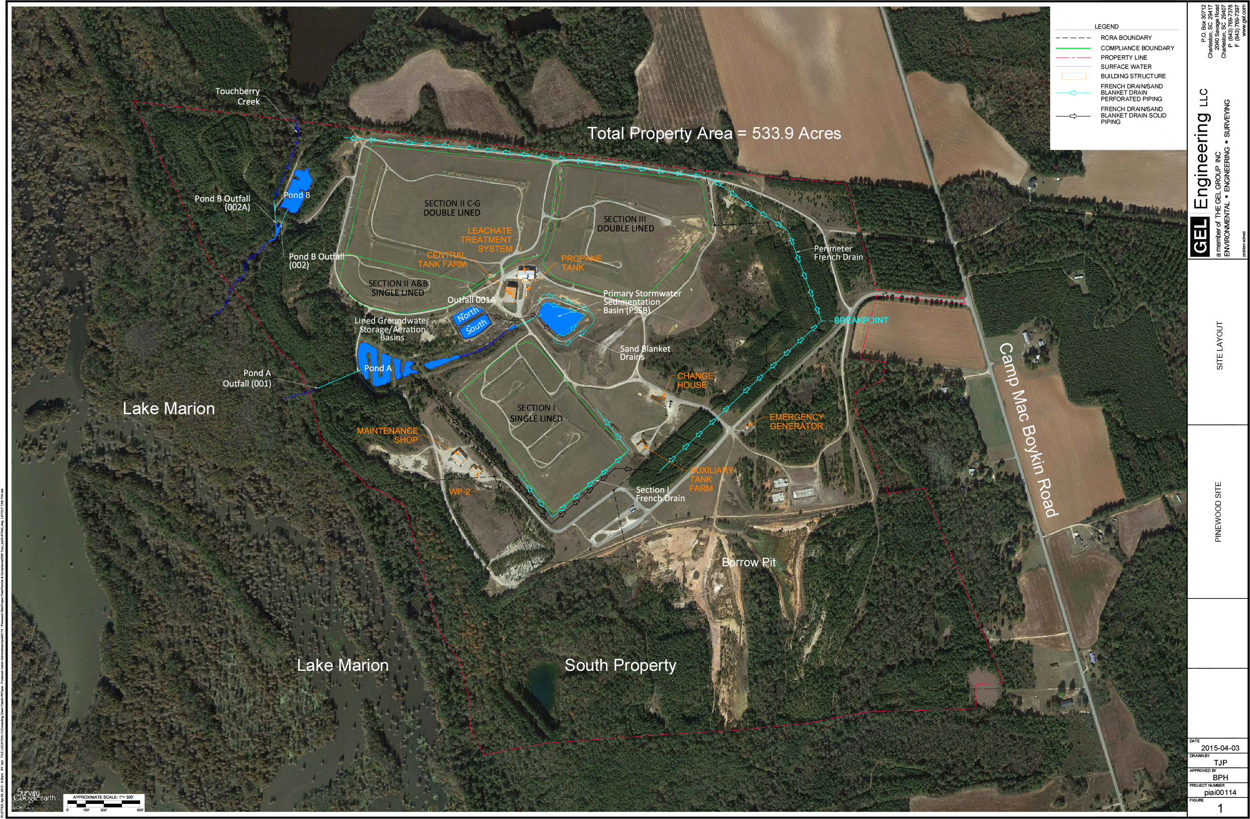 Site Map | The Pinewood Site